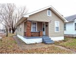 653 North Livingston  Avenue, Indianapolis, IN 46222
