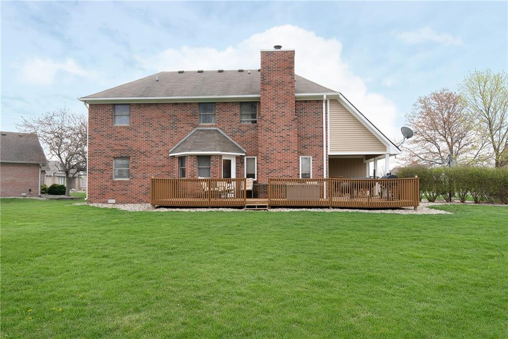 2411 N Griton Court, Shelbyville, IN 46176 image #32
