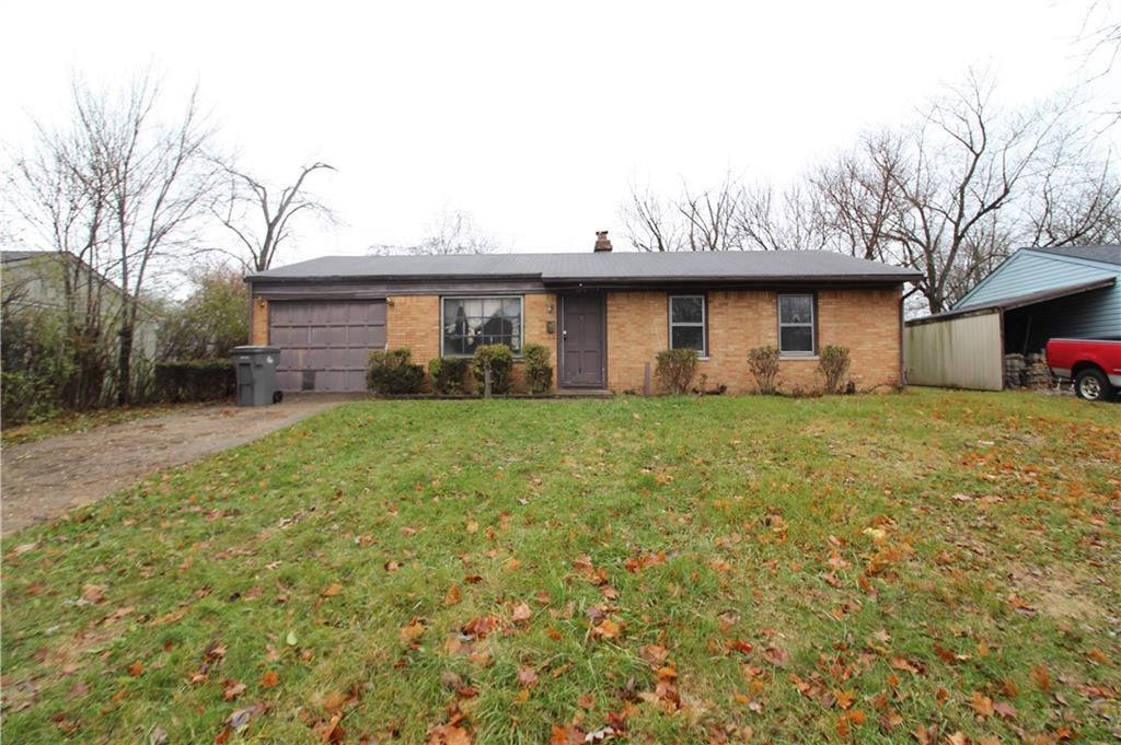 6672 East 43rd Place, Indianapolis, IN 46226