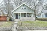 613 South Park Avenue<br />Bloomington, IN 47401