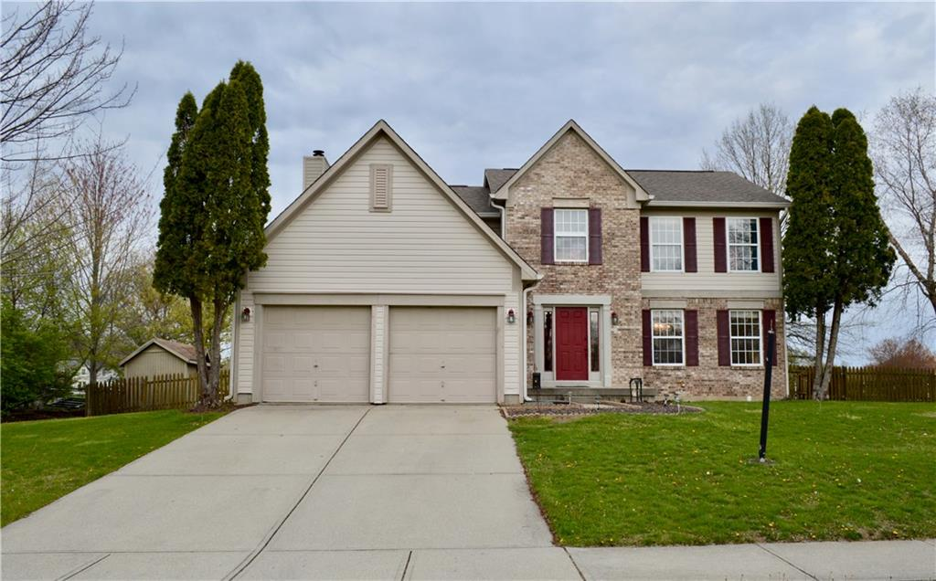 8470 S Andorra Drive, Fishers, IN 46038 image #1