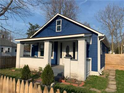 1145 N Mount Street, Indianapolis, IN 46222