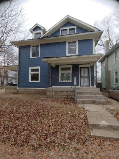 3502 N Kenwood Avenue, Indianapolis, IN 46208