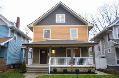 3141 S Ruckle Street, Indianapolis, IN 46205