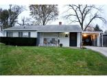 302 South Kenmore Road, Indianapolis, IN 46219