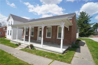 22161 W Vine Street, Oldenburg, IN 47036