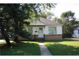 1738 North Bancroft  Street, Indianapolis, IN 46218