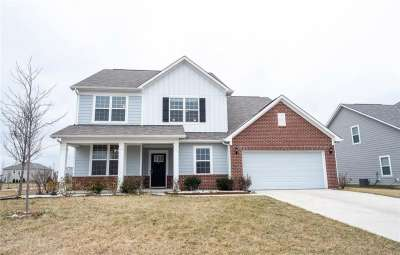 12713 S Amber Star Drive, Fishers, IN 46060