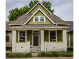 1302 Ringgold Avenue, Indianapolis, IN 46203