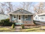 4932 Crittenden Avenue, Indianapolis, IN 46205