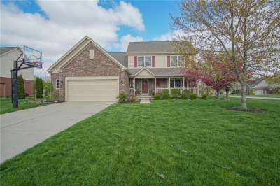 4244 N Sedge Court, Zionsville, IN 46077