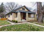 5602  Carrollton  Avenue, Indianapolis, IN 46220