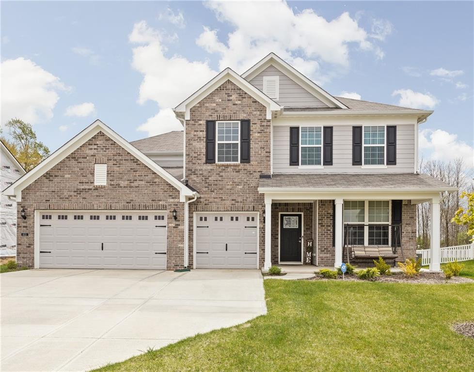 6133 Flagler Lane Brownsburg, IN 46112
