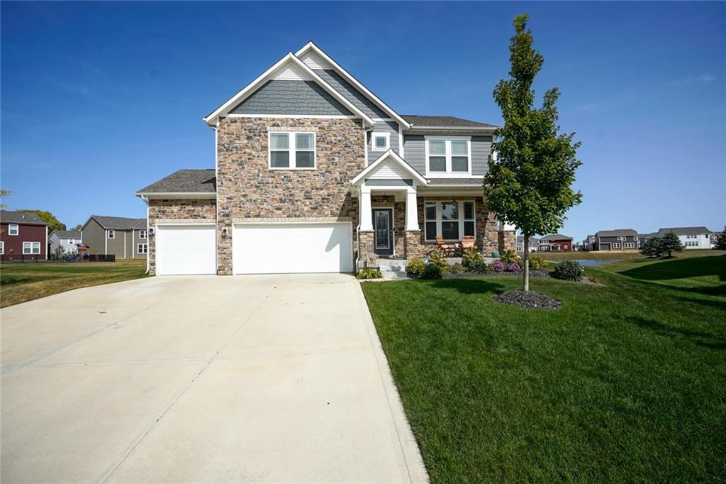16512 E Wheatley Court, Fishers, IN 46040 image #1