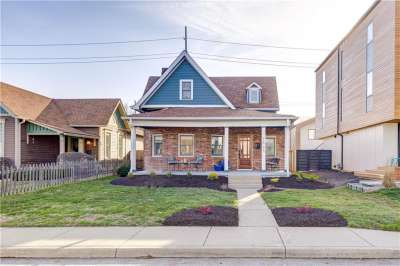1625 N New Jersey Street, Indianapolis, IN 46202