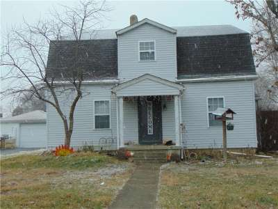 502 W Jefferson Street, Alexandria, IN 46001