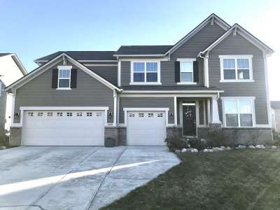 11917 E Whisper Ridge Drive, Noblesville, IN 46060