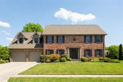 7656 E Meadow Violet Drive, Avon, IN 46123