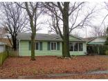 3308  Gerrard  Avenue, Indianapolis, IN 46254