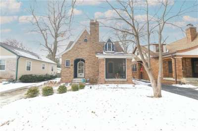 6112 S Haverford Avenue, Indianapolis, IN 46220