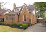 6109  Haverford  Avenue, Indianapolis, IN 46220