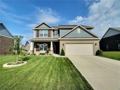 5237 E Karlyn Court, Bargersville, IN 46106