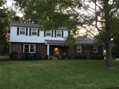 10910 N Pleasantview Drive, Carmel, IN 46033