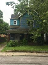 1621 East Michigan Street, Indianapolis, IN 46201