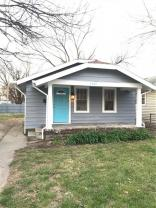 3526 West 12th Street<br />Indianapolis, IN 46222