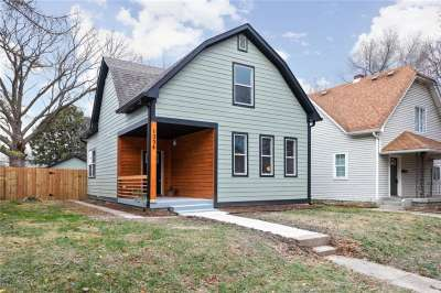 1334 N Oakland Avenue, Indianapolis, IN 46201