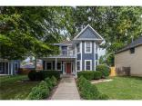 2608 North New Jersey  Street, Indianapolis, IN 46205