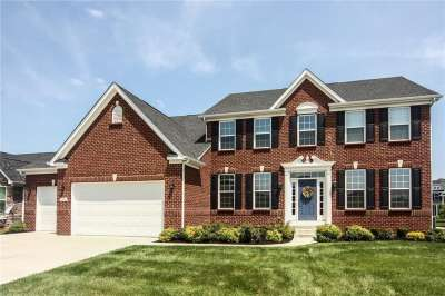 4506 E Cool Springs Court, Zionsville, IN 46077