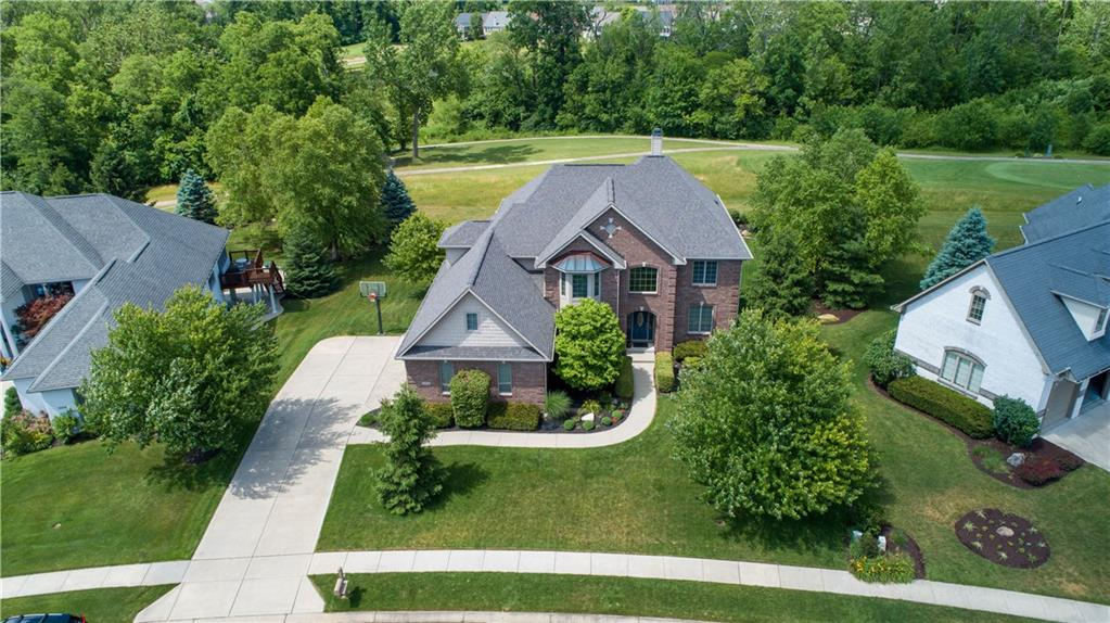 12836 W Whitebridge Drive, Fishers, IN 46037 image #1