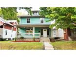 526 North Bancroft Street, Indianapolis, IN 46201