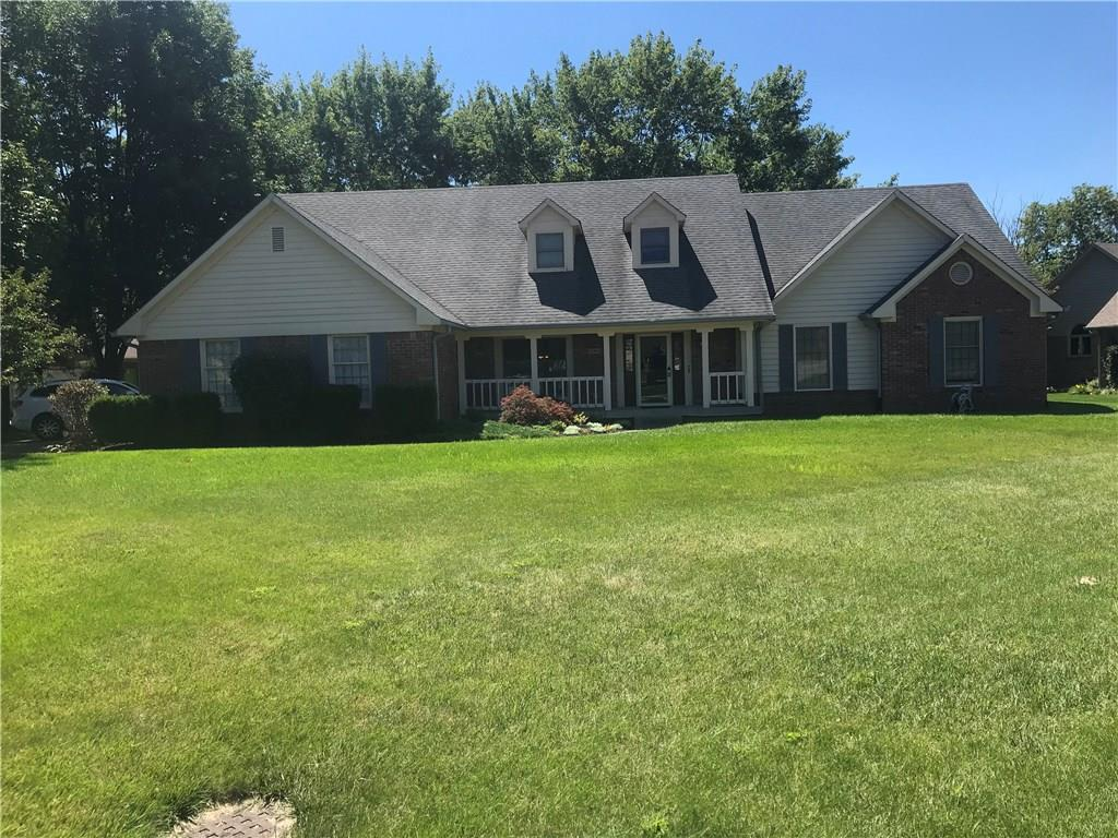 2193 N Lake Run Court, Greenwood, IN 46143 image #1