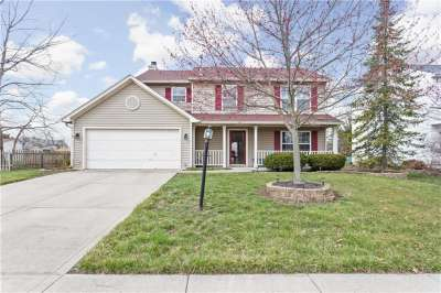 12824 N Sweet Briar Parkway, Fishers, IN 46038