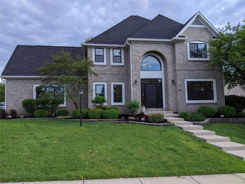 10123 Quaker Ridge Court, Fishers, IN 46037 image #0