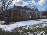 3461 N Dequincy Street, Indianapolis, IN 46218