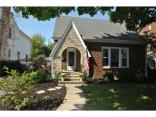 4740 Boulevard Place, Indianapolis, IN 46208
