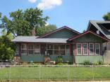 1002 East Palmer  Street, Indianapolis, IN 46203