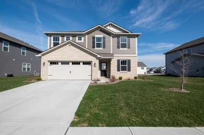 9723 W Sonnette Circle, Fishers, IN 46040