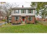 5348 East 9th Street, Indianapolis, IN 46219