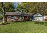 7844 South Sherman  Drive, Indianapolis, IN 46237