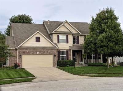 835 N Wild Lake Circle, Brownsburg, IN 46112