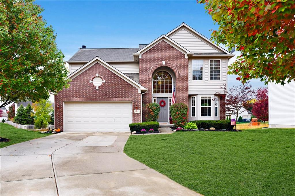 11845 N Wedgeport Lane, Fishers, IN 46037 image #0