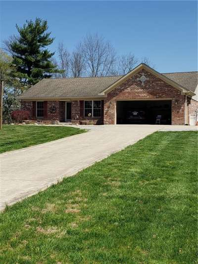 2483 N Little Hurricane Road, Martinsville, IN 46151