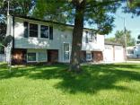 1744 North Mutz  Drive, Indianapolis, IN 46229