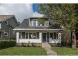 1166  Reid  Place, Indianapolis, IN 46203