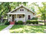 6021 North Carrollton Avenue, Indianapolis, IN 46220