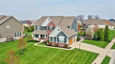 14102 N Hearthwood Drive, Fishers, IN 46040